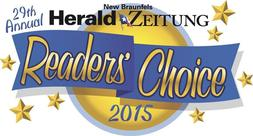 2015 Readers Choice Award Logo