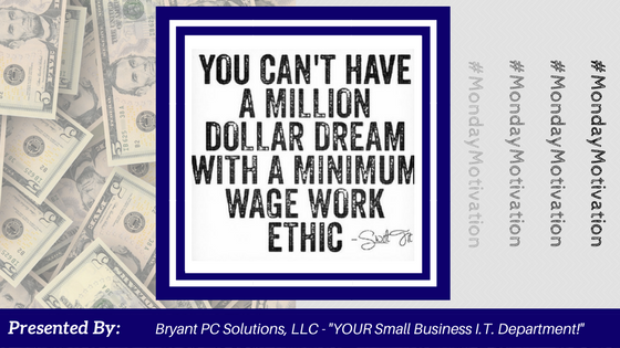 How Much Is Your Work Ethic Worth?