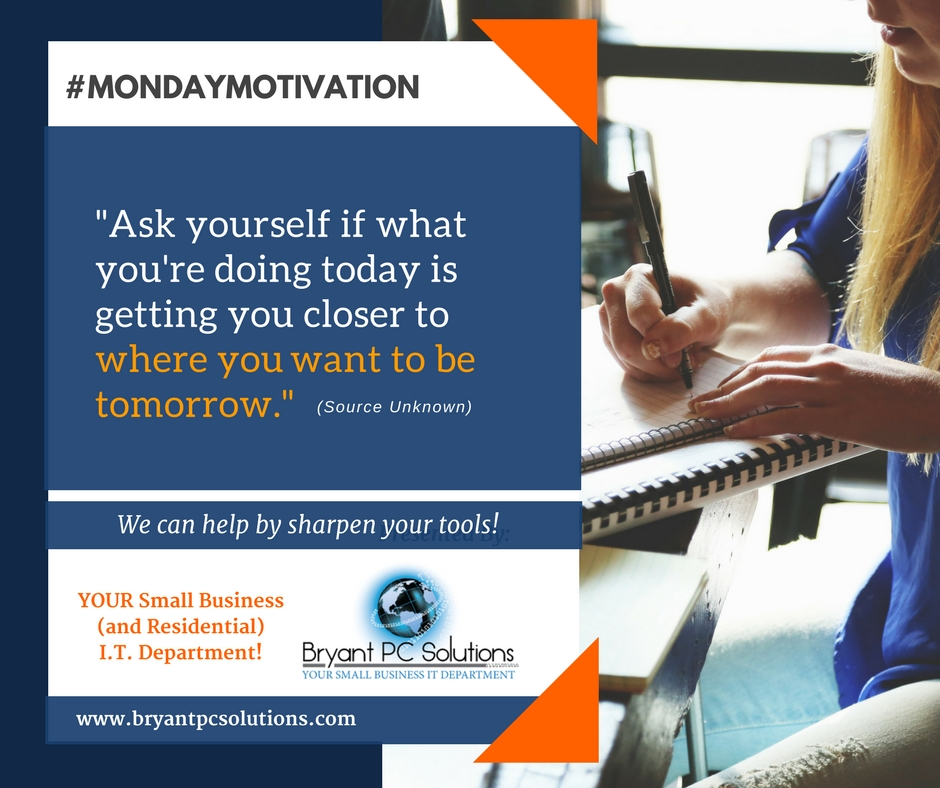 #MondayMotivation #smallbusiness #whywait
